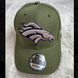 Denver Broncos baseball hat